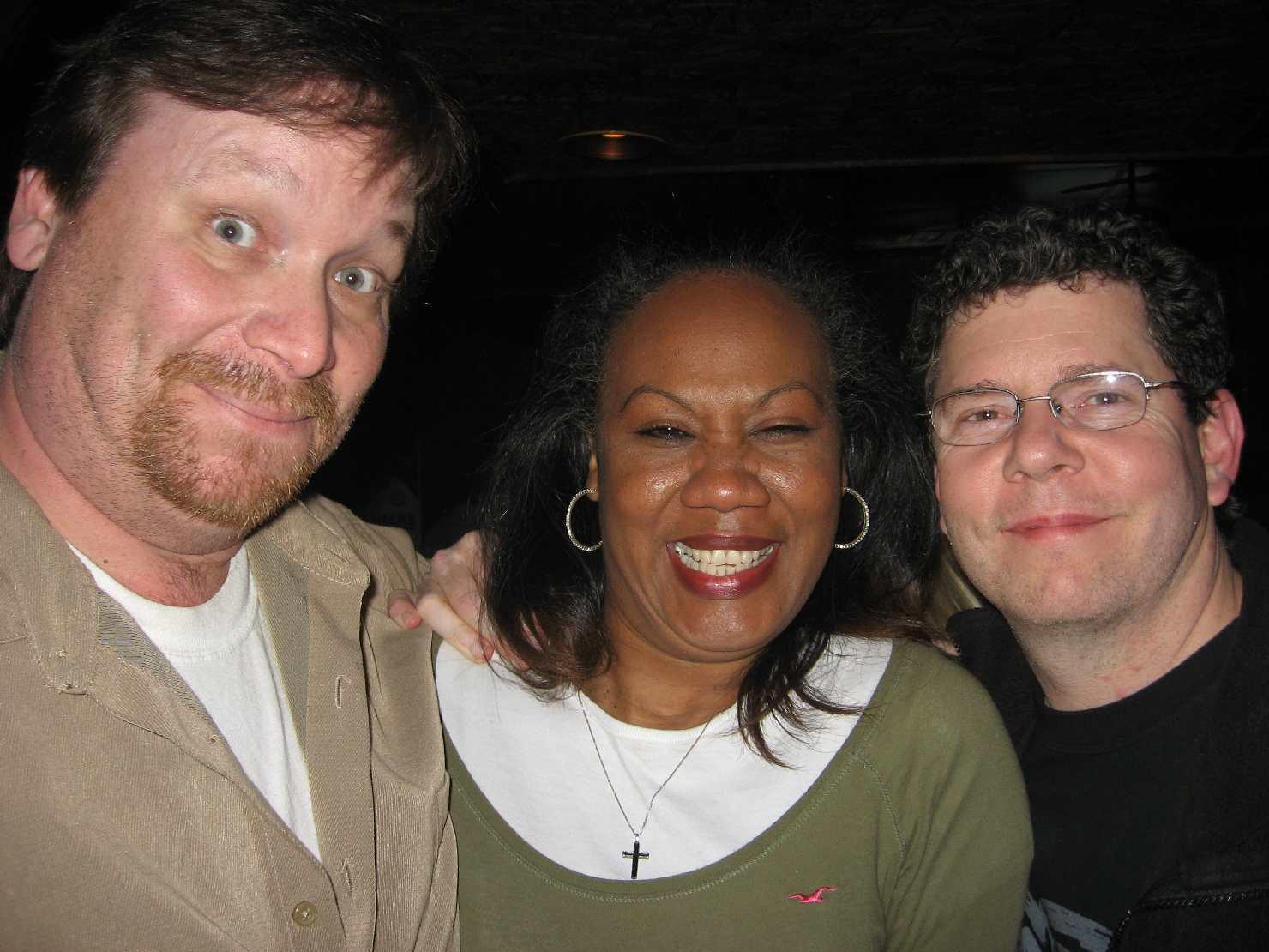 Greg, Mary & Bob