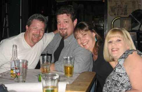 Marty, Jack, Lisa & Kim